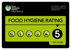 Image credit: Food Standards Agency via Larne Borough Council